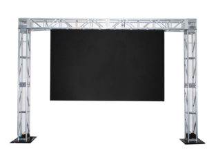 Led Screen With Video Processor - 10 ft. x 5 ft.)