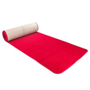 Red Carpet - 10 ft 15 ft 25ft, ft,50 ft